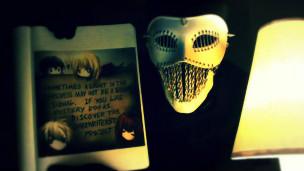 Máscara de Joji Kojima