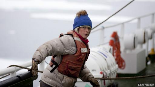 Ana Paula Maciel | Foto: Greenpeace
