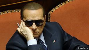 Silvio Berlusconi, exprimer ministro italiano