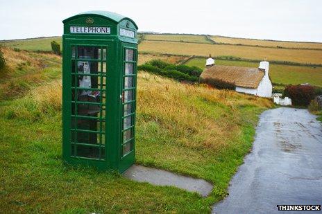 Zona rural del noreste de Inglaterra