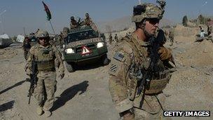 Lính Hoa Kỳ