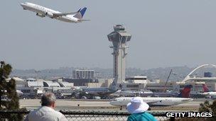 Sân bay ở Hoa Kỳ