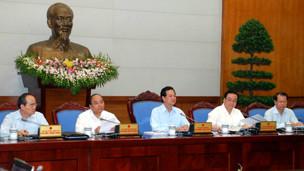 Cuộc họp chính phủ