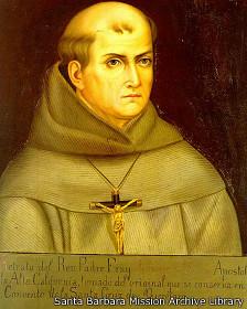 Retrato de Junípero Serra