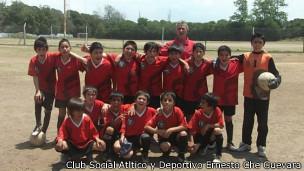Club Social Atlético y Deportivo Ernesto Che Guevara