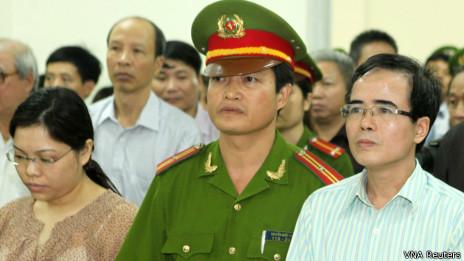 Phiên xử Luật sư Lê Quốc Quân