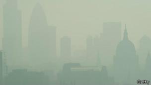 2011年倫敦霧霾