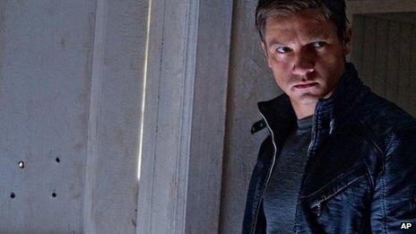 Matt Damon en la saga Bourne