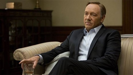 "Serie ""House of Cards"""