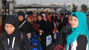 Pemulangan WNI di Arab Saudi