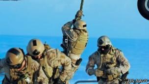 Fuerzas élite Seal