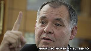 Procurador Alejandro Ordóñez. Foto: Cortesía El Tiempo.
