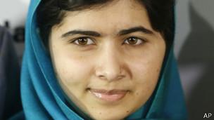 巴基斯坦少女马拉拉