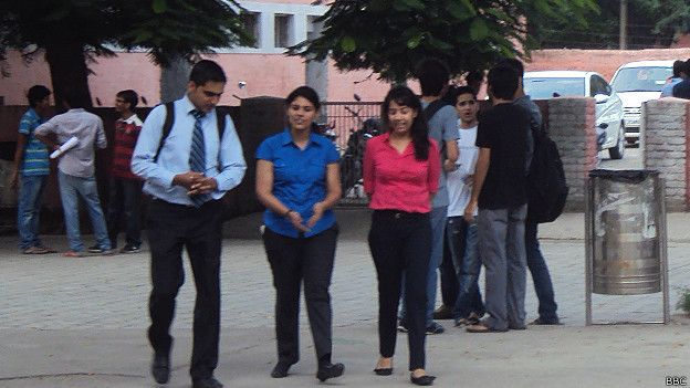 उच्च शिक्षा, दिल्ली विश्वविद्यालय
