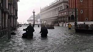 Veneza - Foto: BBC