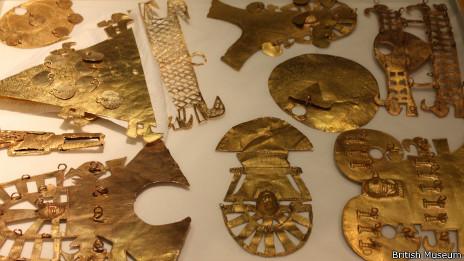 Oro colombiano
