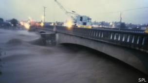 Inundación California 1982