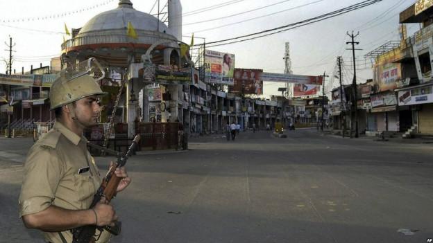 मुजफ्फरनगर सांप्रदायिक दंगे