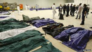 La agencia europea Frontex y el Centro Internacional de Política de Desarrollo Migratorio (ICMPD) han desarrollado un mapa con los principales detalles sobre las rutas migratorias desde África hasta Europa