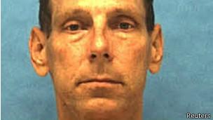 William Harp, ejecutado en Florida