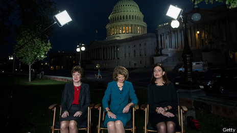 Senadoras republicanas