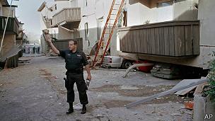 Terremoto en Los Ángeles en 1994
