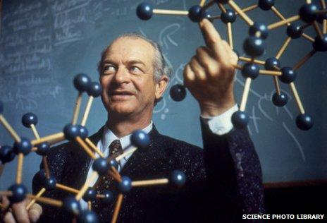 Linus Pauling, premio Nobel