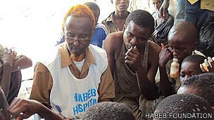 Doctor Hab en Somalia