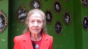 Rosario Ibarra de Piedra, activista mexicana