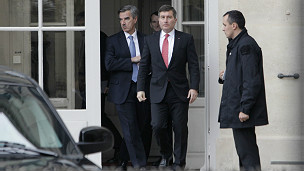 Phía Pháp đã triệu tập đại sứ Mỹ để phản đối