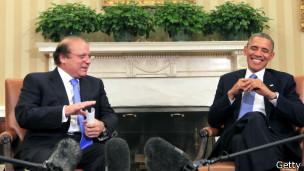Obama y Nawaz