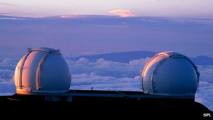Observatorio Keck en Hawai