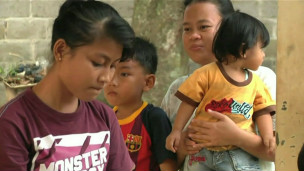 Indonesian maids
