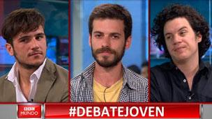 Debate joven