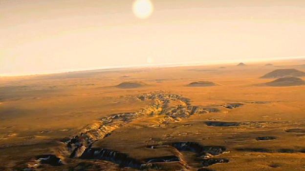 मंगल, ग्रह, चंद्रमा