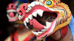 Fiesta en Bután