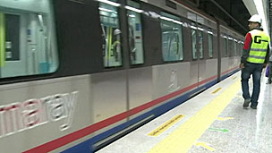 Ferrovia deve transportar mais de um milhão de passageiros por dia (BBC)
