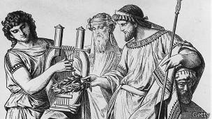 Músicos griegos