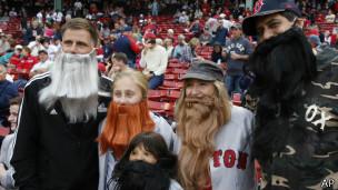 Aficionados de Red Sox