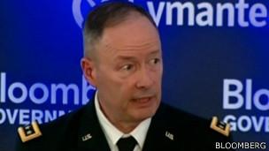 الجنرال كيث ألكسندر، مدير وكالة الأمن القومي