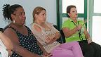 Sesión de terapia en Cuba (Foto: Raquel Pérez)