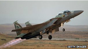 以色列战机