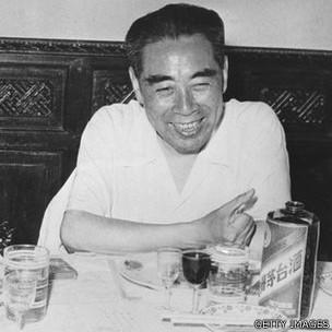 Zhou Enlai, ex primer ministro Chino
