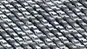 carros para exportación