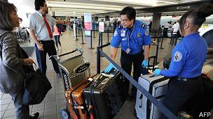 Agentes TSA