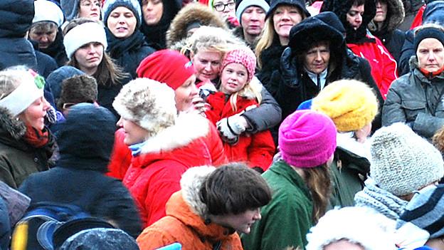 Protesta de mujeres en 2010
