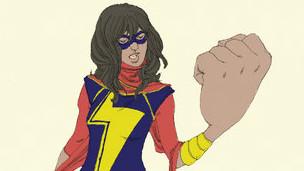 Kamala Khan (Marvel Comics)