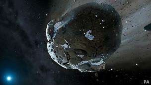 Göktaşı Dinozorların Ölümü Yaşamın Başlangıcı Mı? Dinozorların Ölümü Yaşamın Başlangıcı Mı? 131106221920 sp asteroid in space  pa