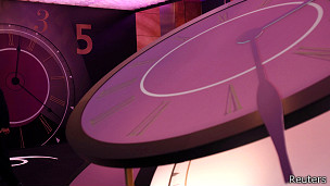 Relojes violeta