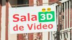 Sala de cine 3D  (Foto: Raquel Pérez)